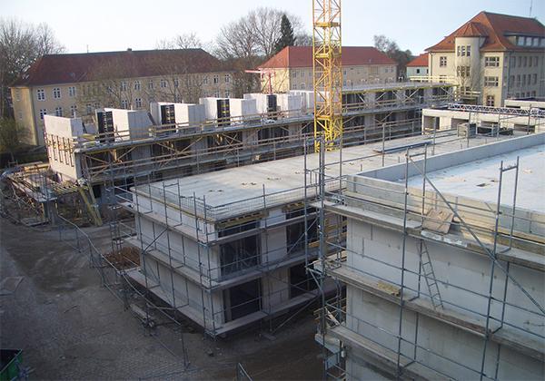 Akademiepark, Greifswald | Sauerzapfe Architekten