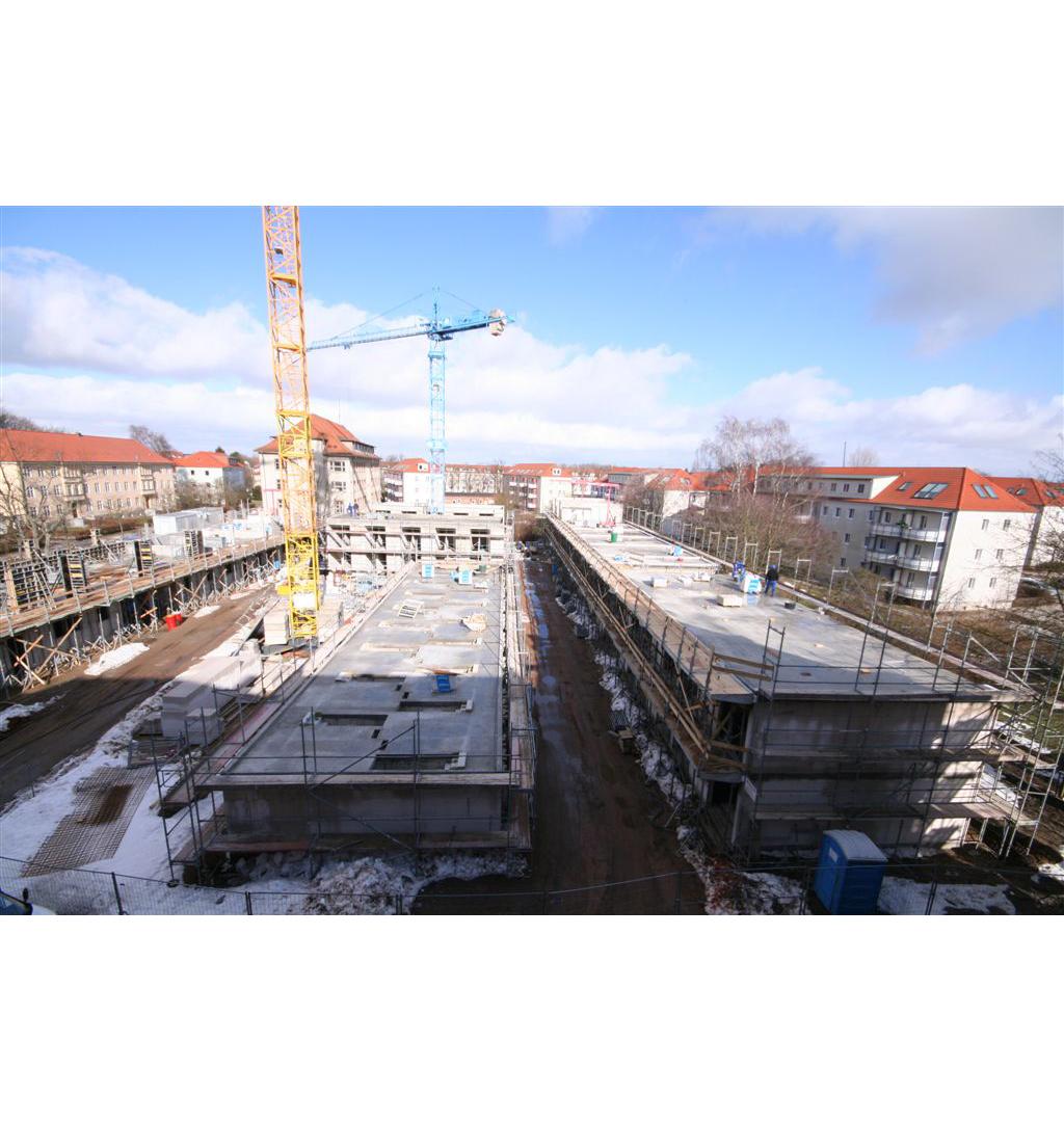 Akademiepark, Greifswald, Bau | Sauerzapfe Architekten