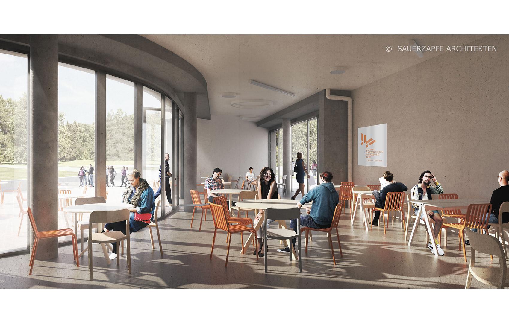 Belvedere LGS, Würzburg | Sauerzapfe Architekten