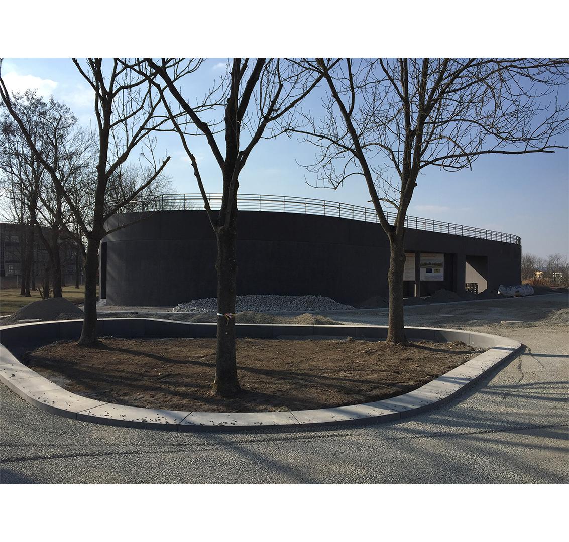 Belvedere LGS, Würzburg, Baustelle | Sauerzapfe Architekten