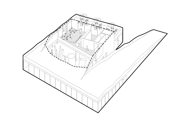 Besucherzentrum , St. Peter Ording | Sauerzapfe Architekten