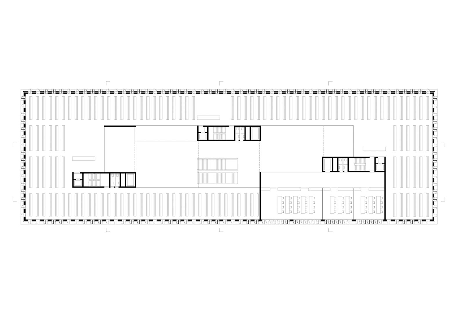 Bibliothekszentrum, Bozen | Sauerzapfe Architekten