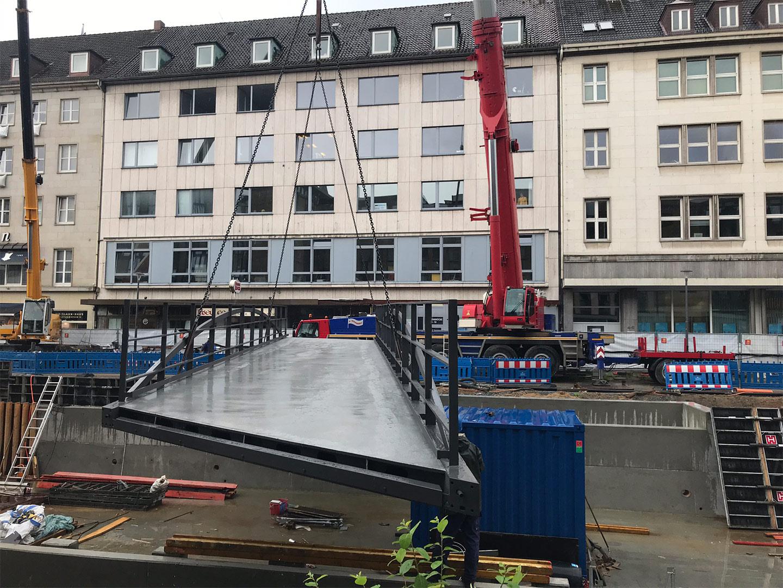Brücken kleiner Kiel Kanal, Kiel | Sauerzapfe Architekten