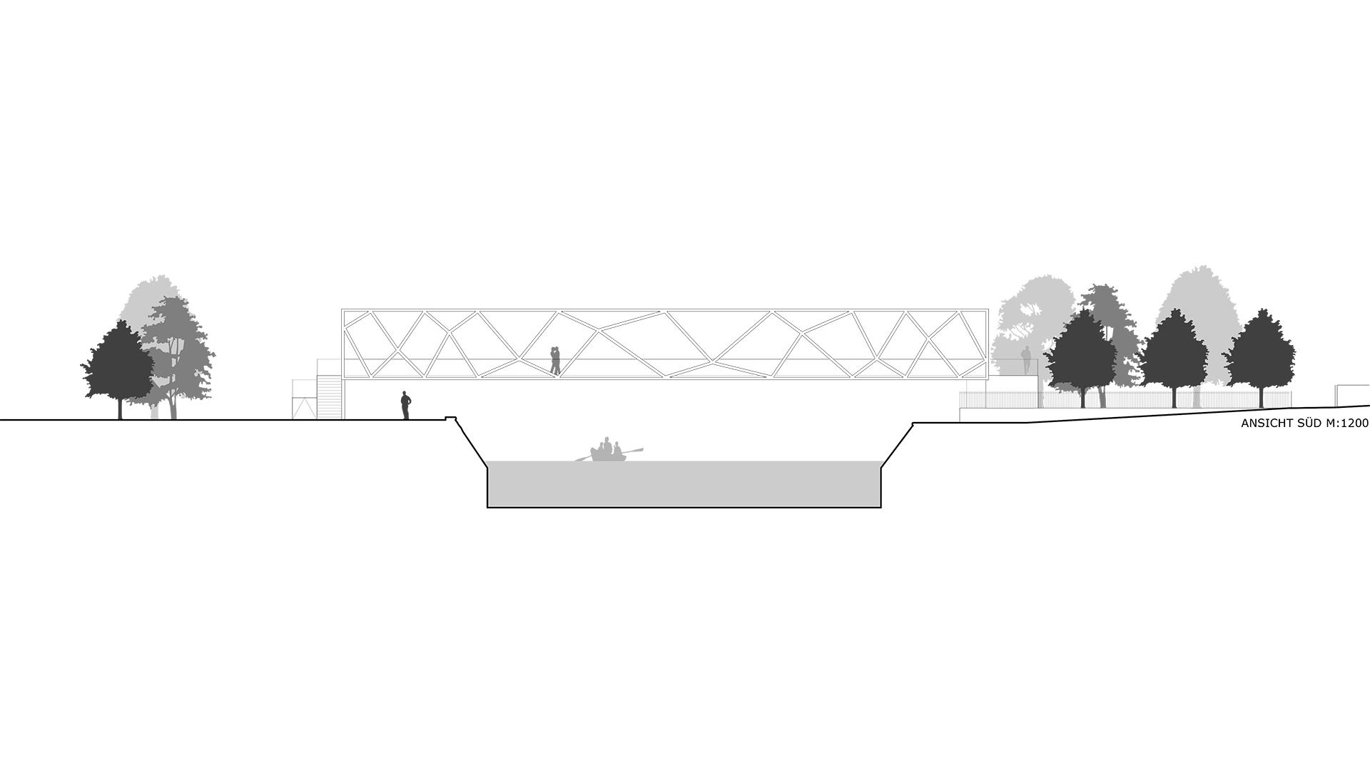Brücken Europacity, Berlin | Sauerzapfe Architekten