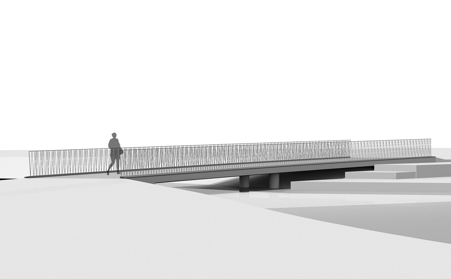 Brücken Landesgartenschau, Bad Neuenahr-Ahrweiler | Sauerzapfe Architekten