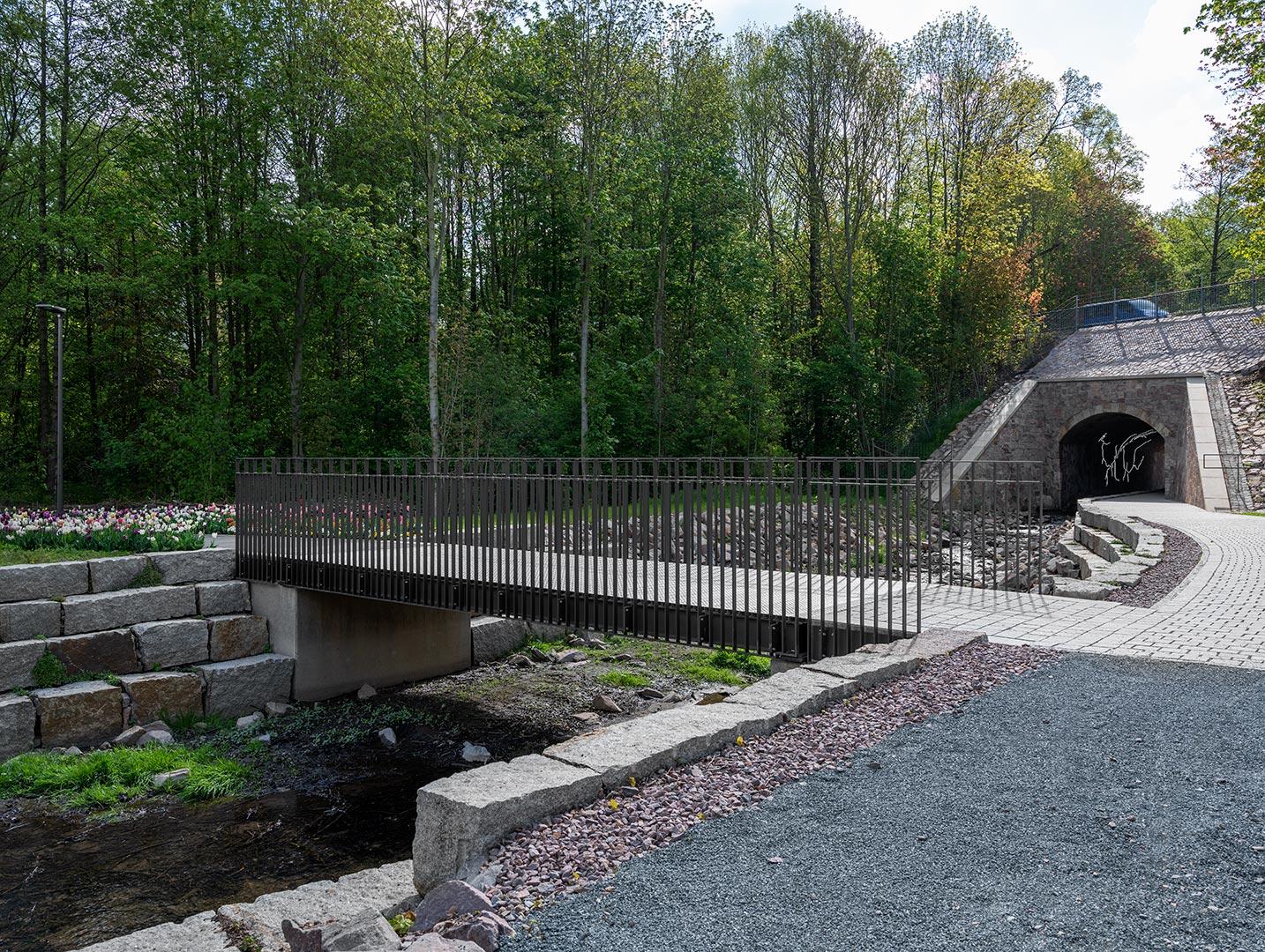 Brücken Mühlbachtal, Frankenberg | Sauerzapfe Architekten
