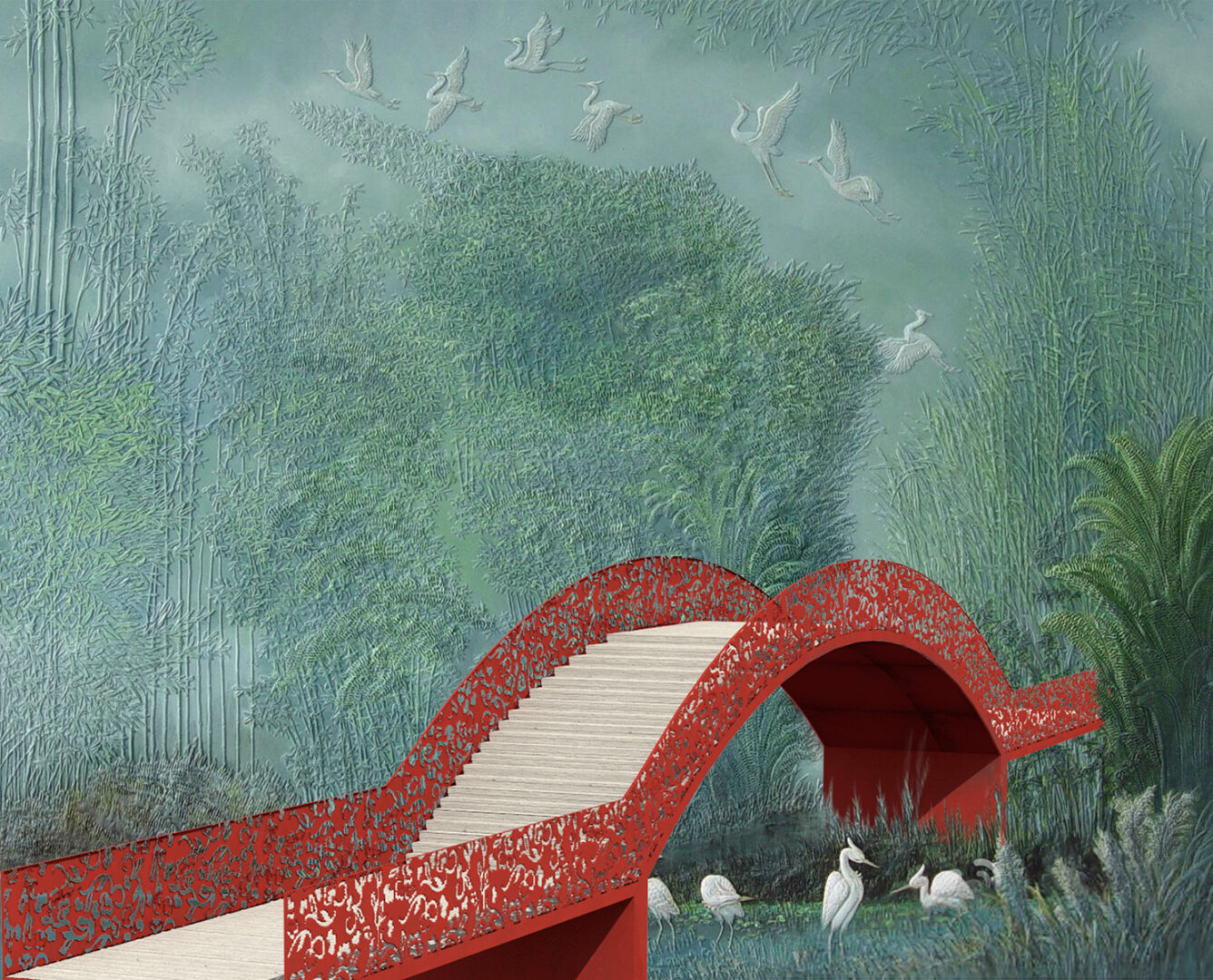 Brücken, Wenzhou | Sauerzapfe Architekten