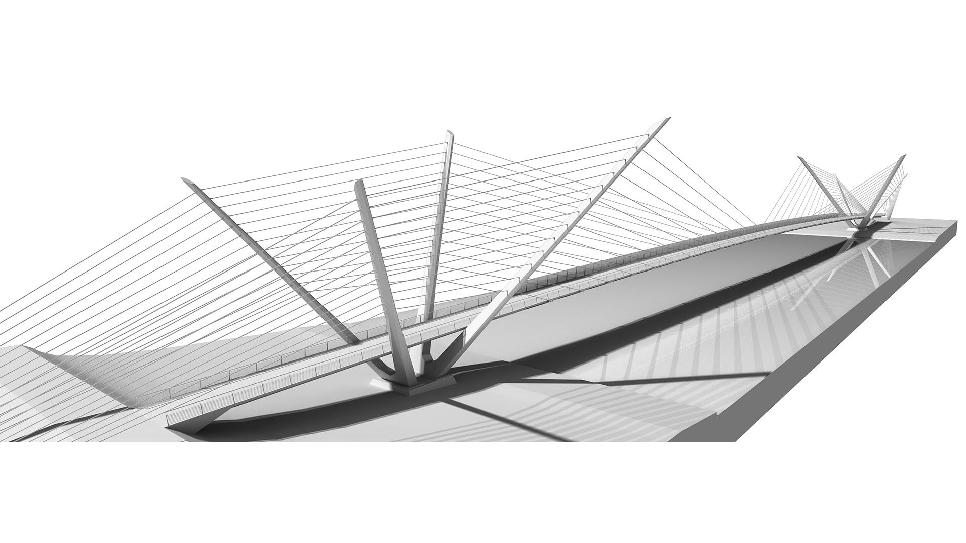 Donausteg, Linz | Sauerzapfe Architekten