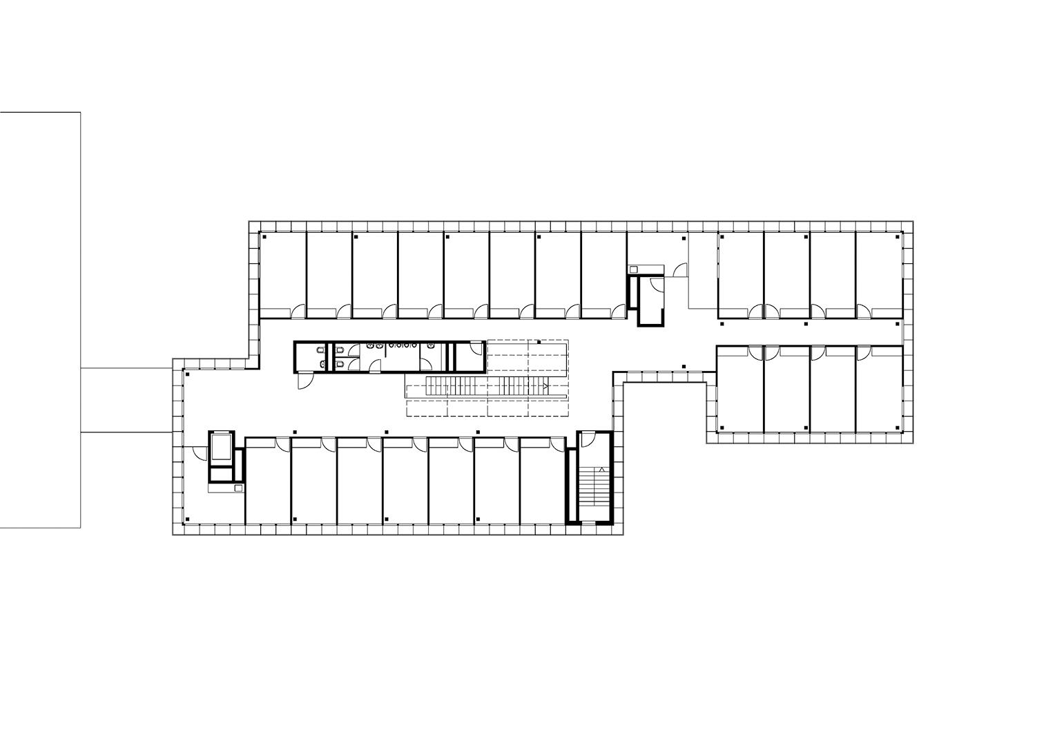 Erweiterung Bundesverfassungsgericht, Karlsruhe | Sauerzapfe Architekten