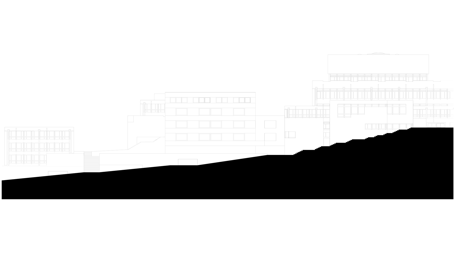 Erweiterung Universität, St. Gallen | Sauerzapfe Architekten