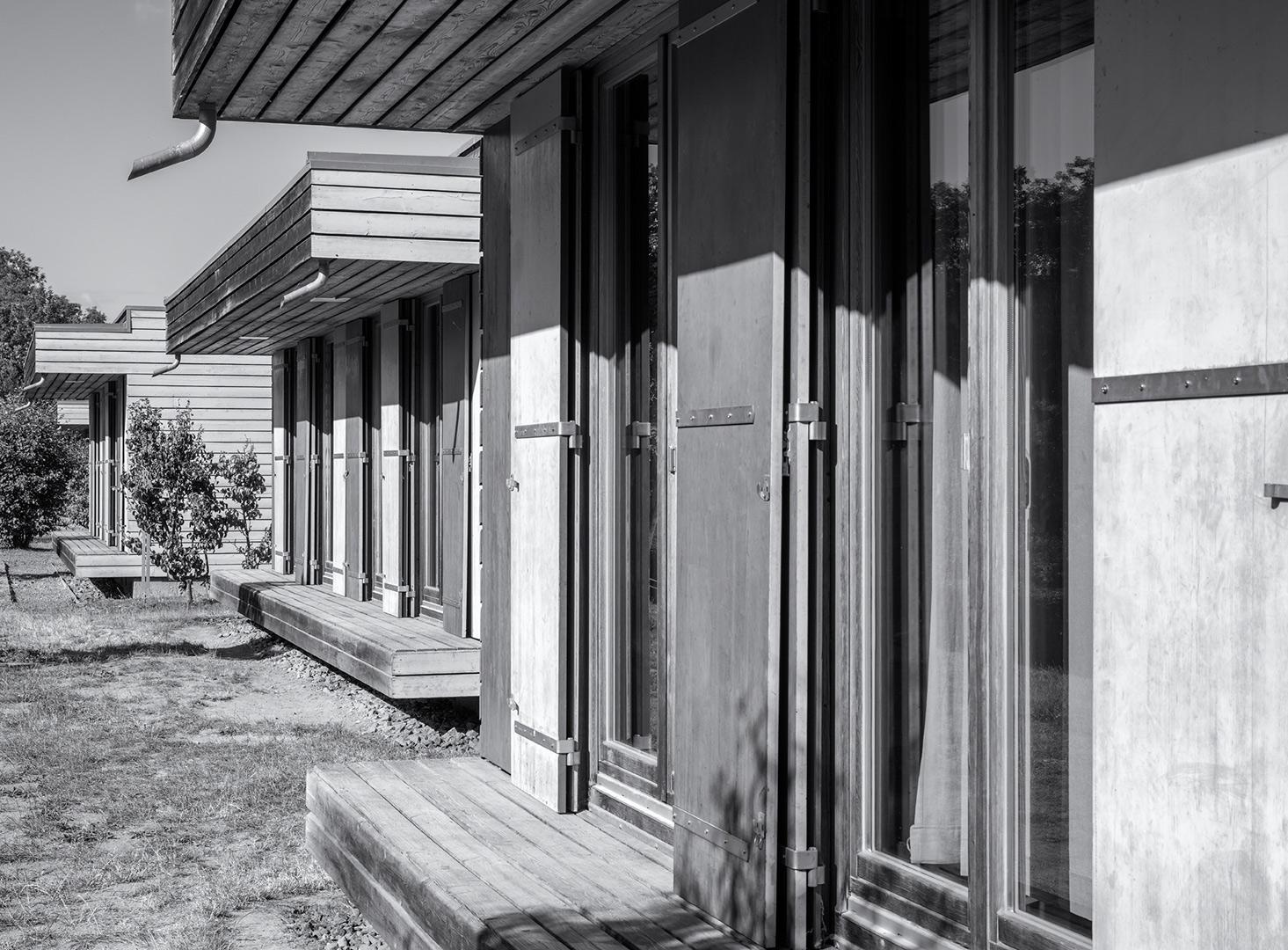 Europäisches Jugendcamp, Oschatz | Sauerzapfe Architekten