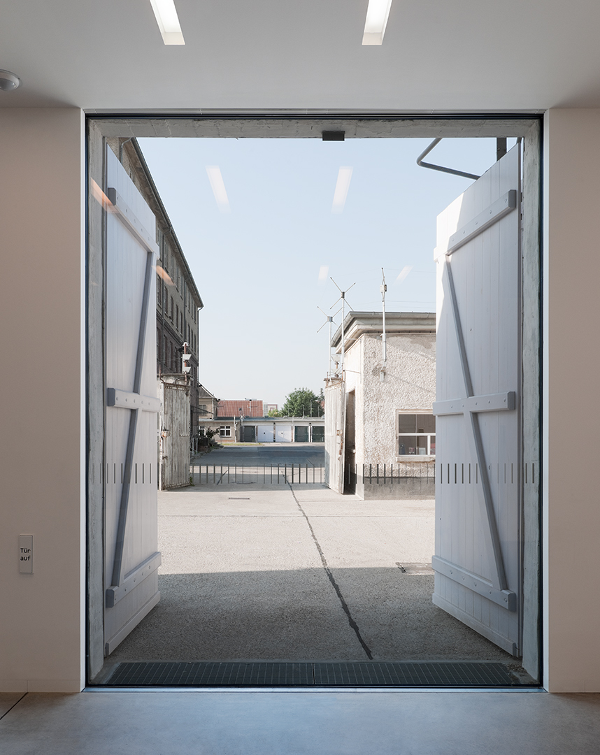 Gedenkstätte Hohenschönhausen 1. BA, Berlin | Sauerzapfe Architekten