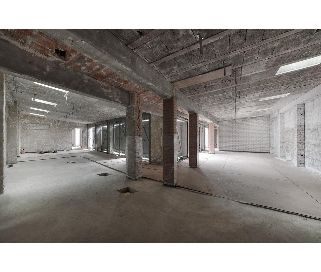 Gedenkstätte Hohenschönhausen 1. BA, Berlin, Bau | Sauerzapfe Architekten