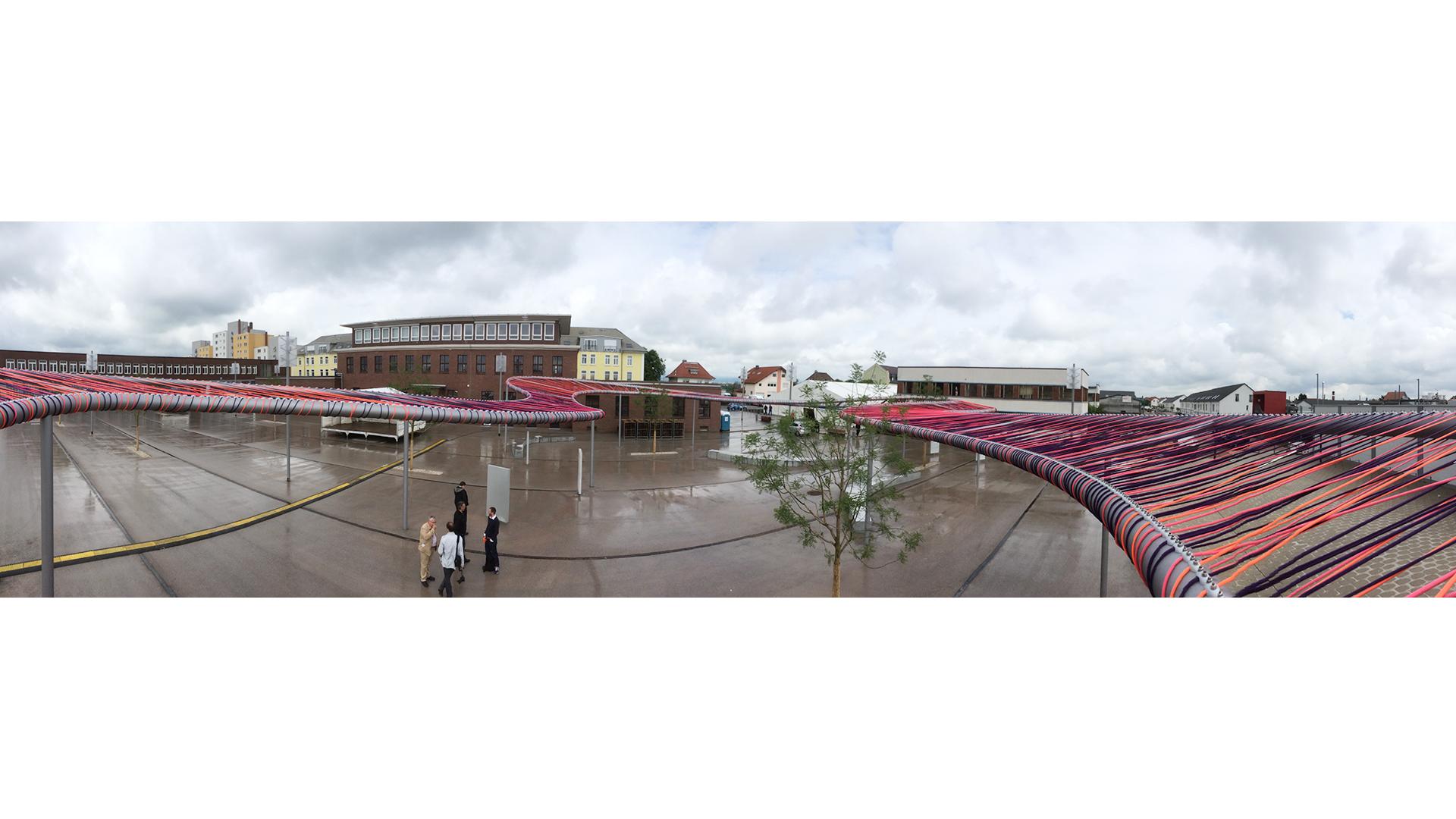 Graf-de-Chardonnet Platz, Kelsterbach | Sauerzapfe Architekten