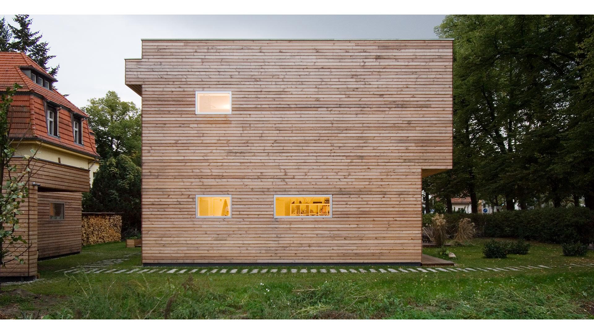 Haus FJ, Berlin | Sauerzapfe Architekten