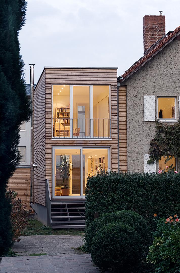 Haus KS, Berlin | Sauerzapfe Architekten