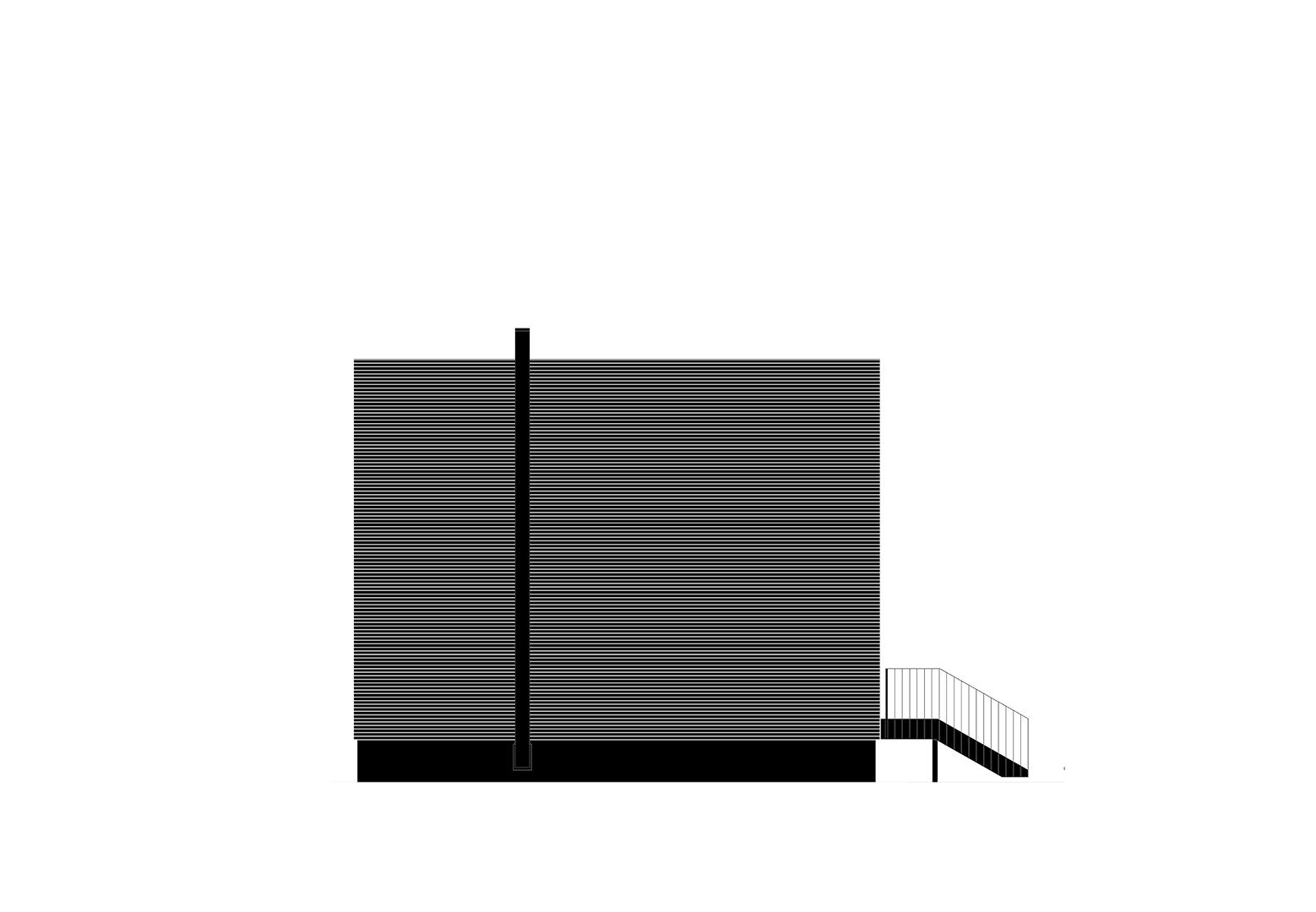 Haus KS, Berlin, Schnitt | Sauerzapfe Architekten