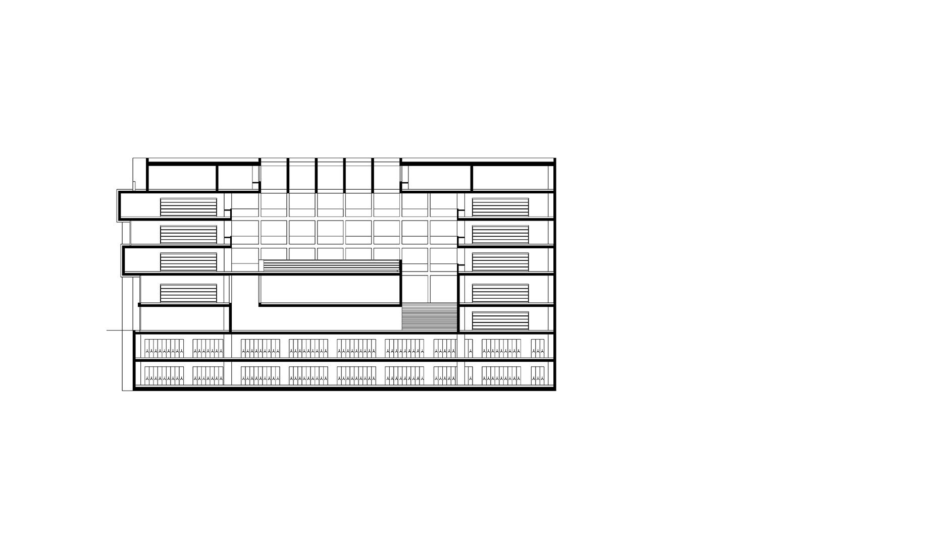 Jakob und Wilhelm Grimm Bibliothek, Berlin | Sauerzapfe Architekten