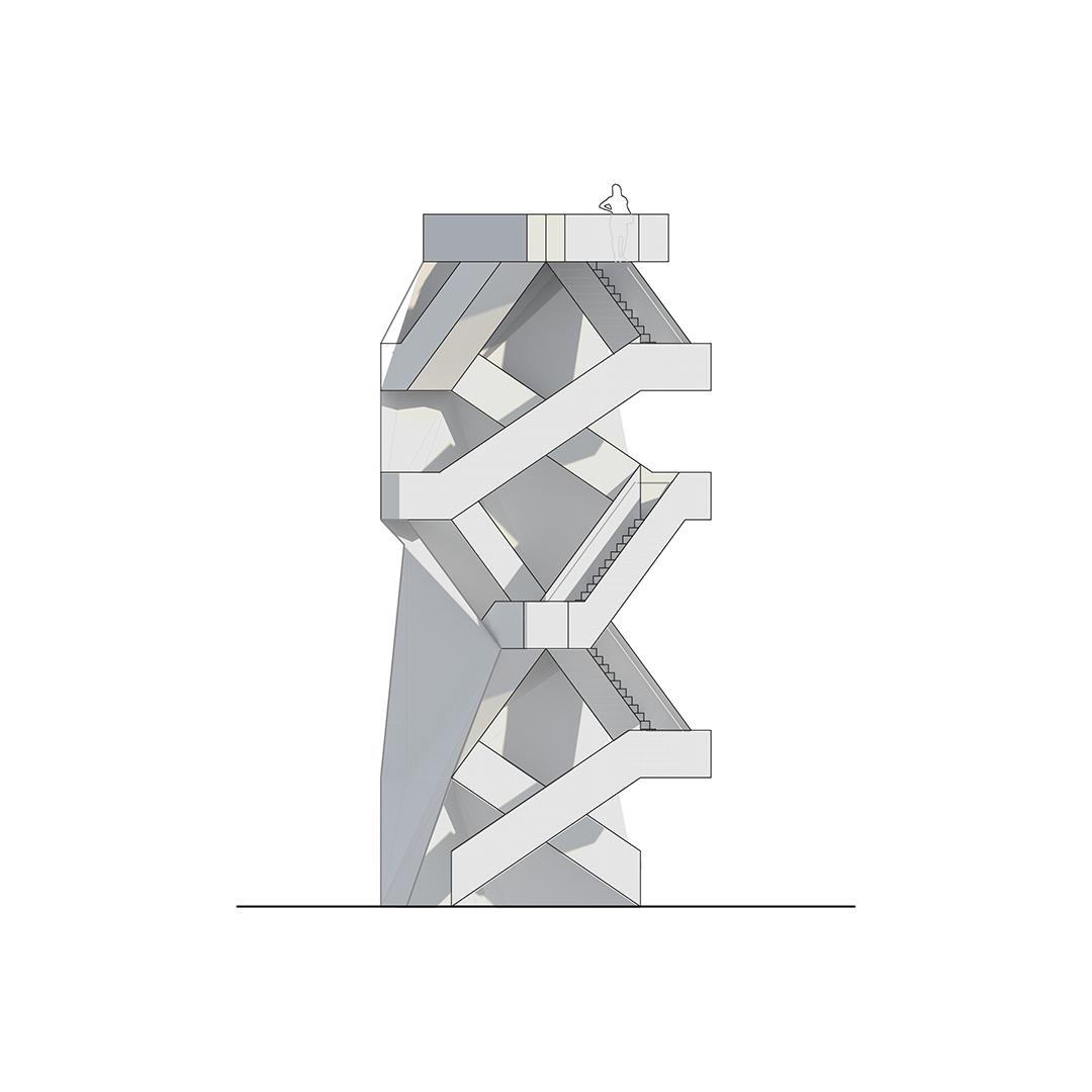 Kletterturm, Frankenberg | Sauerzapfe Architekten