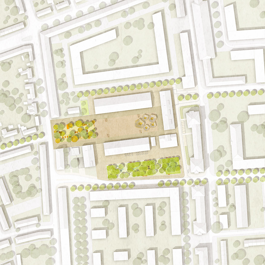 Kulturquartier Lagarde, Bamberg | Sauerzapfe Architekten