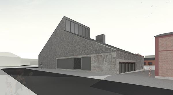 Kulturquartier Lagarde, Energiezentrale, Bamberg | Sauerzapfe Architekten