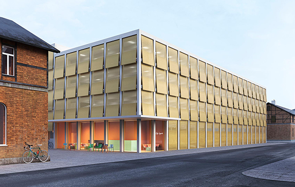 Kulturquartier Lagarde, Parkpaletten, Bamberg | Sauerzapfe Architekten