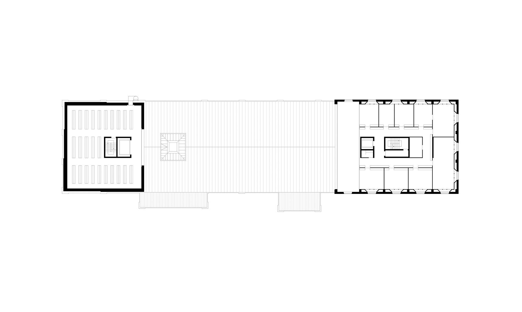 Landeskonservatoramt, Reden | Sauerzapfe Architekten