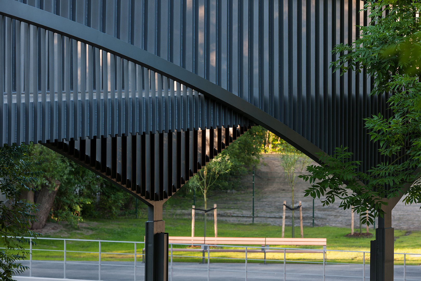 Leibnizbrücke, Eberswalde | Sauerzapfe Architekten