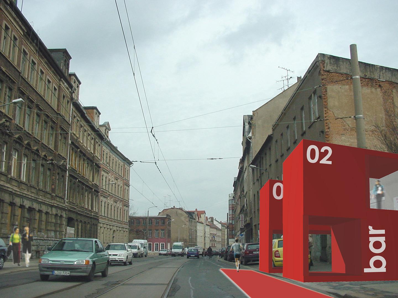 Lützner Straße Olympia 2012, Leipzig | Sauerzapfe Architekten