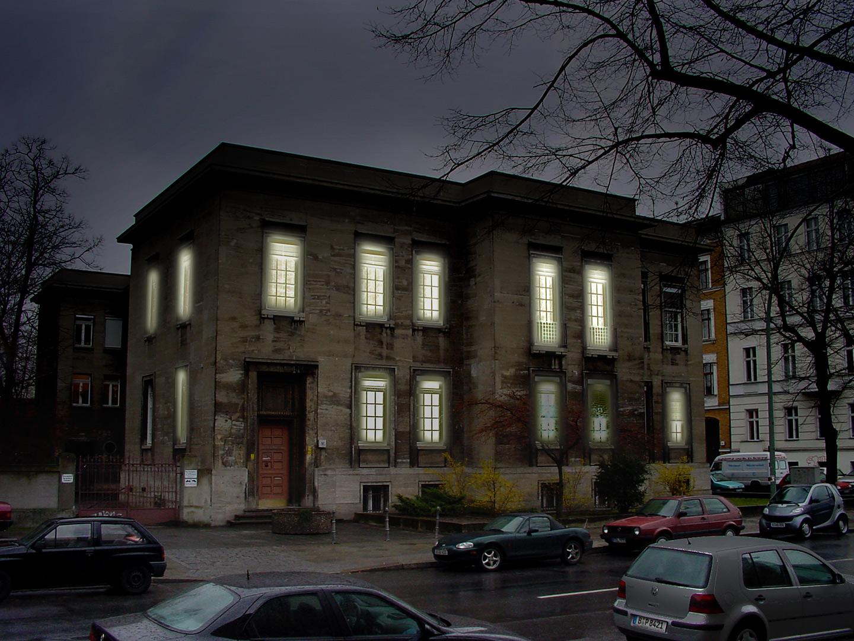 Medienclub Kurfürstenstrasse, Berlin | Sauerzapfe Architekten
