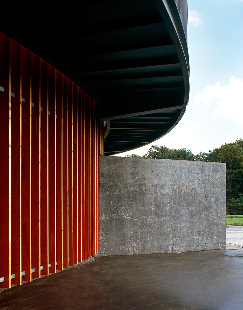 Mehrzweckhalle, Oschatz | Sauerzapfe Architekten