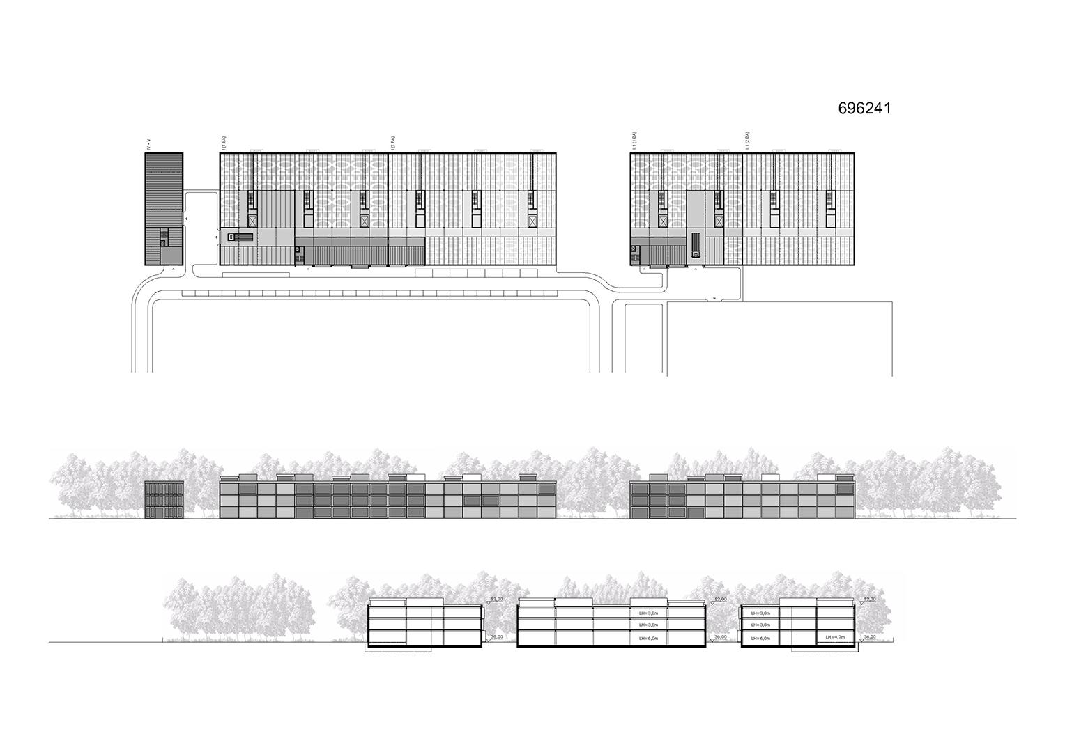 Museumsdepots, Berlin | Sauerzapfe Architekten