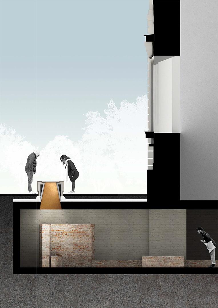 Okular Humboldt Forum, Berlin | Sauerzapfe Architekten