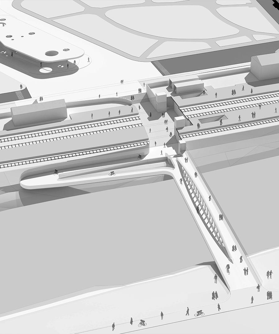 Neue Saalebrücke, Rudolstadt | Sauerzapfe Architekten