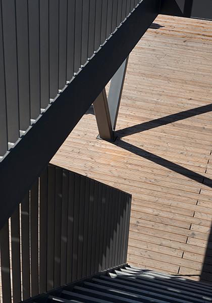 Seebrücke, Senftenberg | Sauerzapfe Architekten