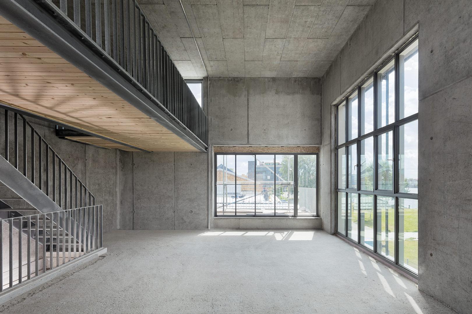Spreehallen Rheinbeckstraße, Berlin | Sauerzapfe Architekten