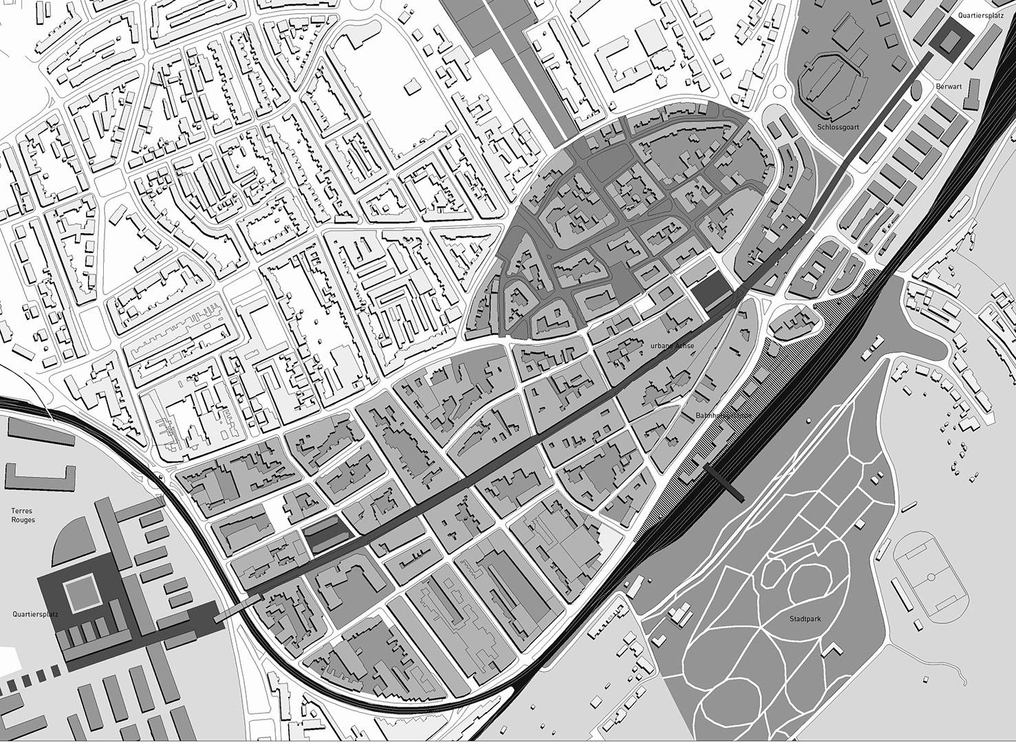Stadtmobiliar, Esch zur Alzette | Sauerzapfe Architekten