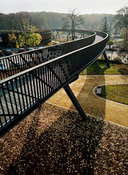 Stadtsteg, Oschatz | Sauerzapfe Architekten