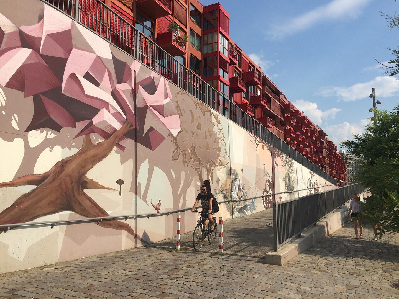 Treppen- und Rampenanlage Monumentenstr., Berlin | Sauerzapfe Architekten