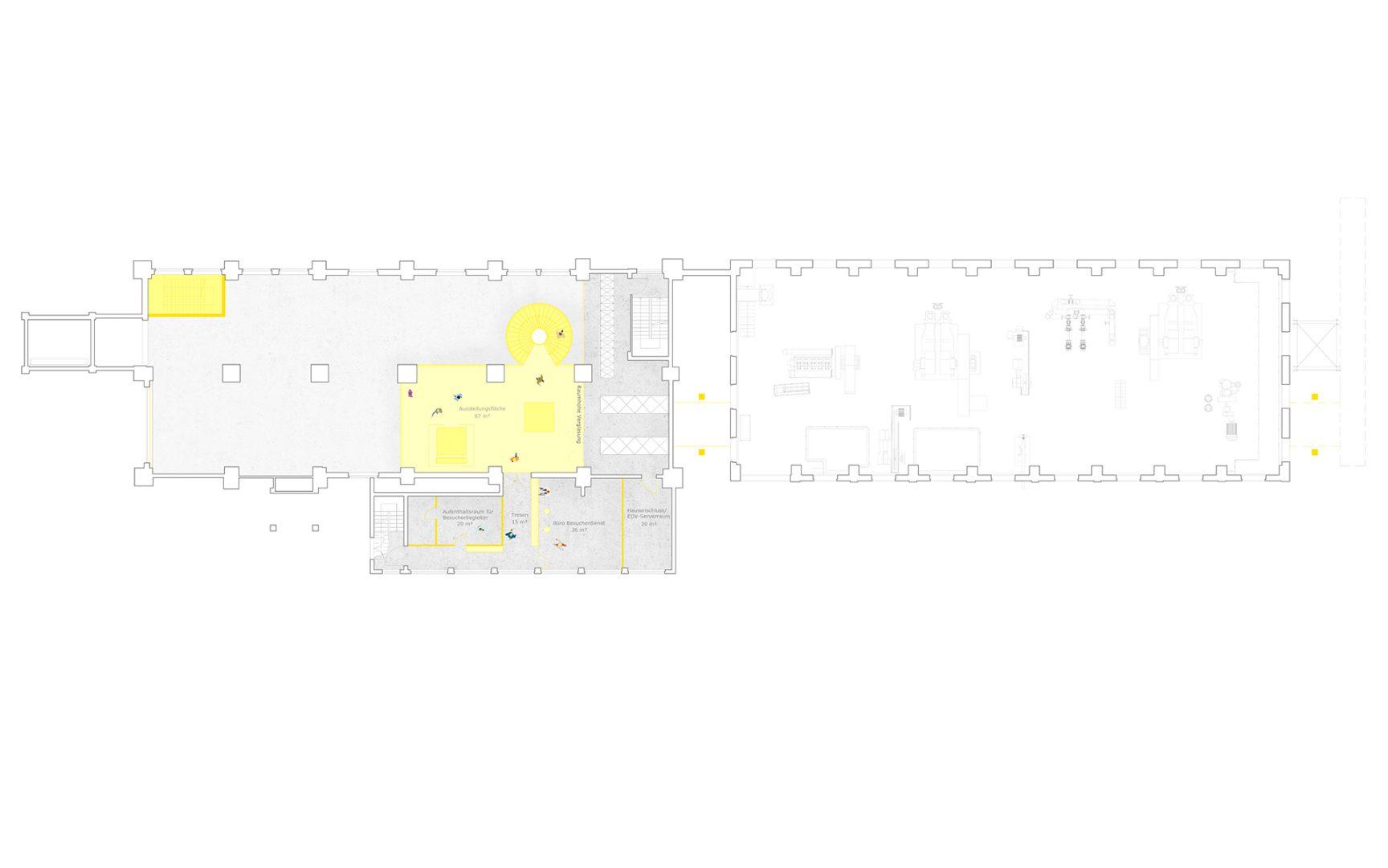 Wasserhochbehälter Völkinger Hütte, Völkingen | Sauerzapfe Architekten