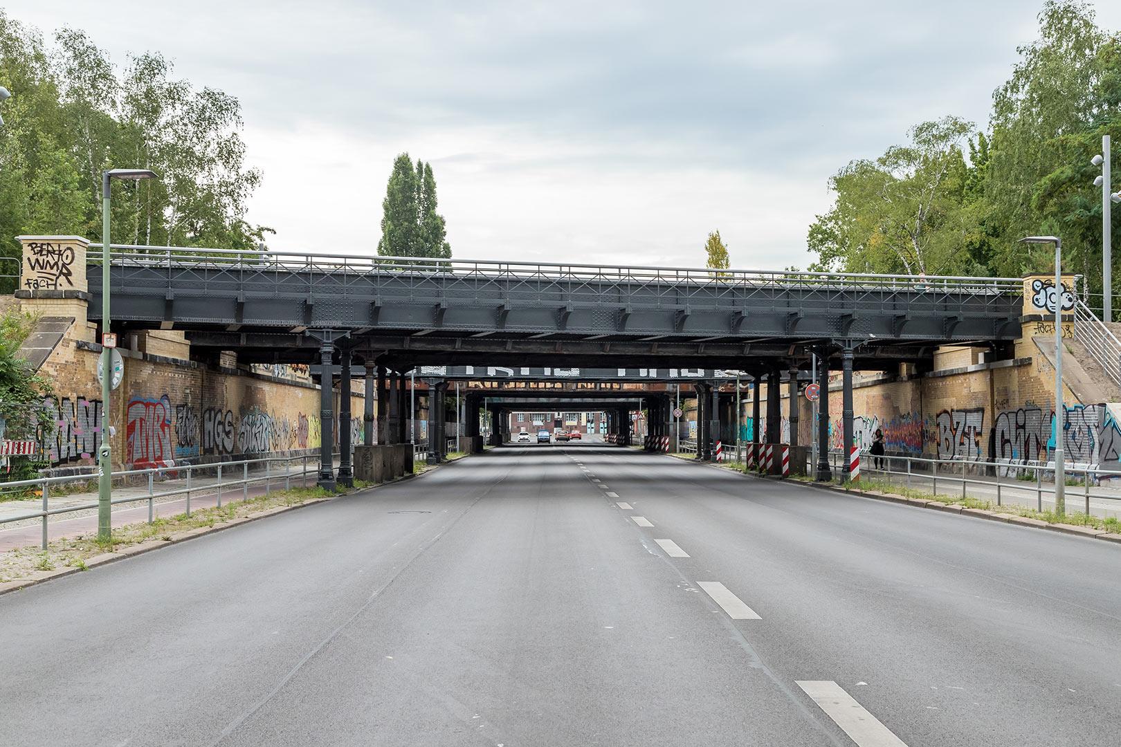 Yorkbrücken, Berlin | Sauerzapfe Architekten
