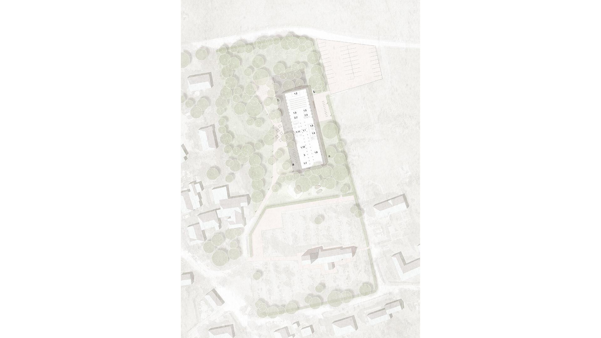 Haus des Gastes, Nebel auf Amrum | Sauerzapfe Architekten